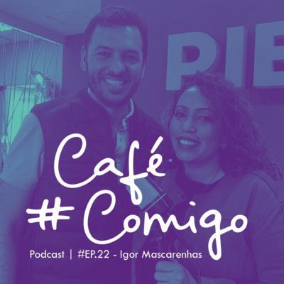 [Podcast #CaféComigo] Igor Mascarenhas -  PIER, a insurtech que está revolucionando o mercado de seguros