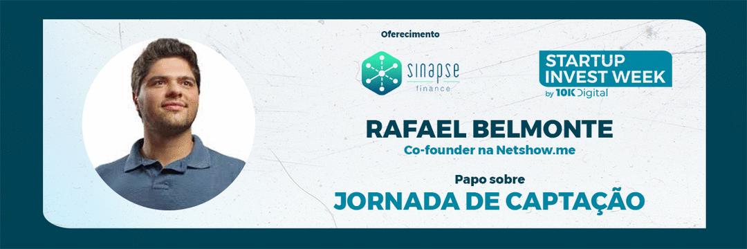#SWI10K - Live sobre Jornada de Captação com Rafael Belmonte
